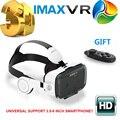 2017 Последним в Исходном BOBOVR Z4 3D Очки VR Виртуальная Реальность Гарнитура 3D Видео-Игру Частный Театр с Наушников + Контроллер