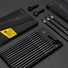 Карандаш для рисования угольным углем, карандаш для рисования, эскиз, эскиз, углеродная ручка, мягкая, средняя, жесткая