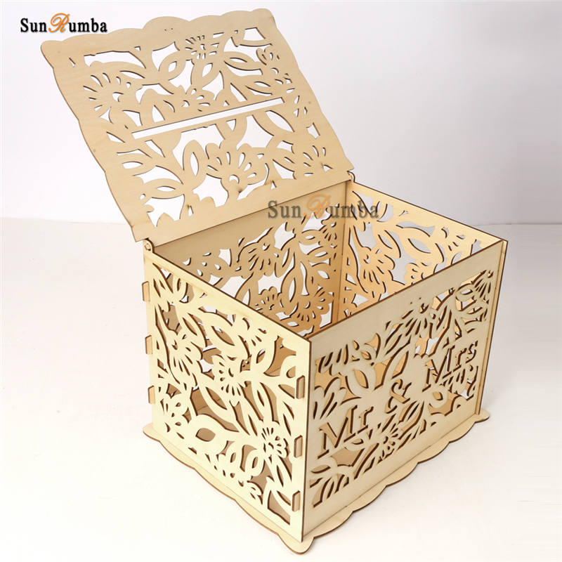 Wedding card box MUW-323-04