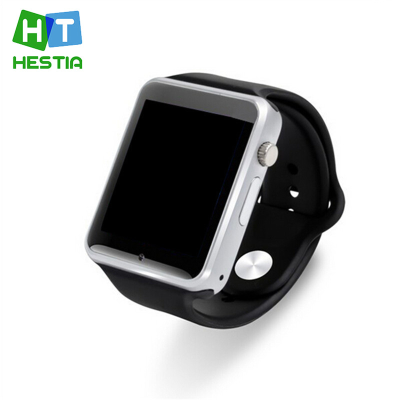 HESTIA Smart Watch Android A1 Clock sport Pedometer Sim Card Smartwatch Bluetooth Connectivity Phone Smartwatch Wearable