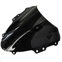 أسود/شفاف اللون يغطي الأمامي دراجة نارية الزجاج الأمامي لسوزوكي gsx r600 r750 r600 r750 ص 600 750