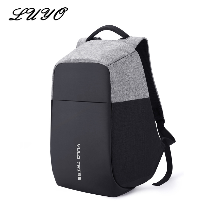 Multifunction Best Anti-theft Usb Charging Bagpack Men 15inch Laptop Backpacks For Teenager Fashion Male Mochila Travel Backpack