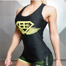 2017 sexy goddess sexy women vest lingerie clipping Blusas bodybuilding fitness sleeveless vest for women