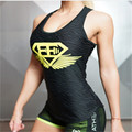 2017 sexy goddess sexy women vest lingerie clipping Blusas bodybuilding fitness sleeveless vest for women
