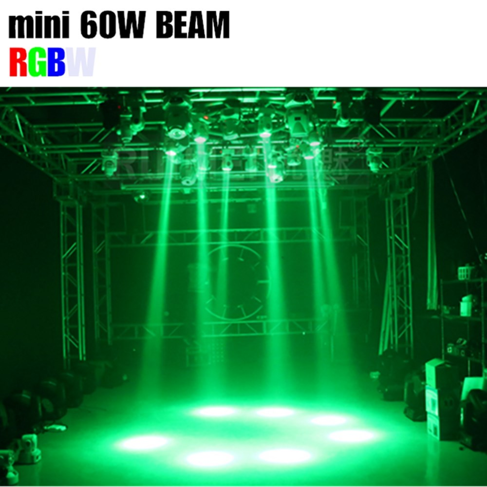 mini LED 30W Beam wash Moving Head Light Lyre Stage Light Professional Stage ...