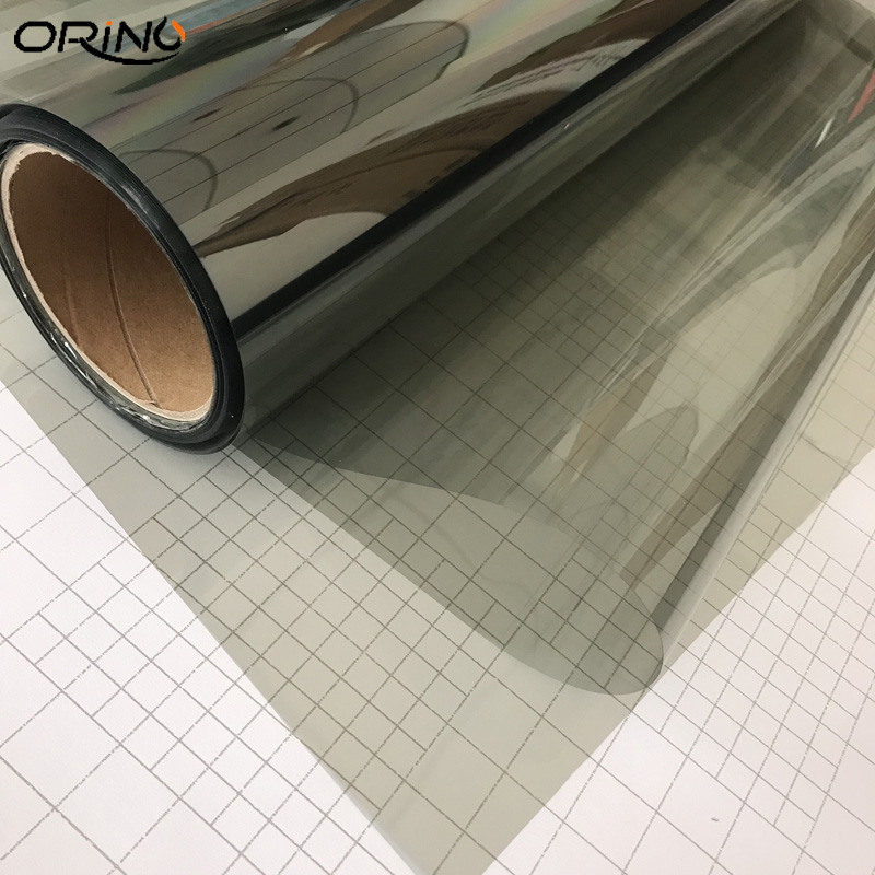 Film-Glass Car-Window-Tint Auto-House Grey Solar-Protection VLT 50cmx500cm PLY Commercial