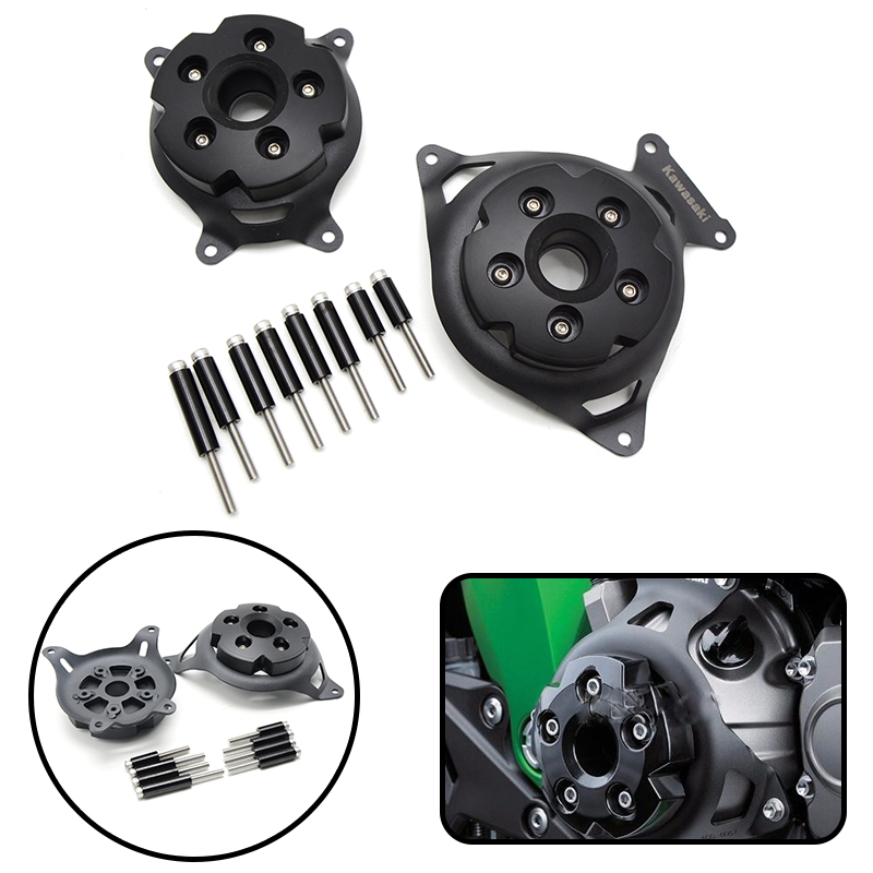 For KAWASAKI Z800 2013 2014 2015 2016 Z 800 Motorcycle Accessories CNC  Engine Stator Cover Engine Protective Cover саваж каталог осень зима 2013 2014