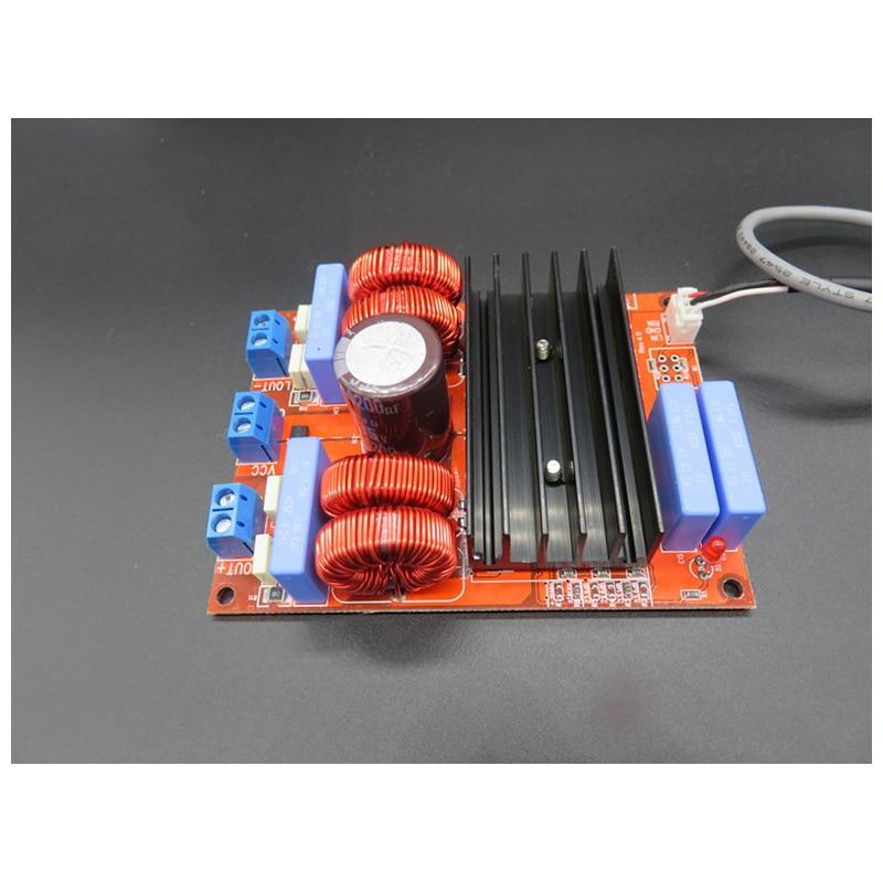 лучшая цена TDA7498E high power digital power amplifier board 160W + 160W A section