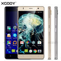 XGODY Mobile Phone Android 6.0 Quad Core 5.5'' 8GB ROM 1G RAM Fingerprint Cheap Smartphone