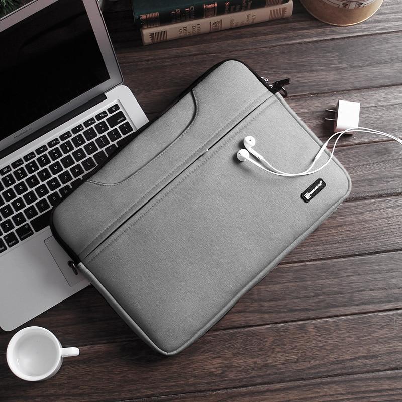 For Apple Macbook Laptop Sleeve Shoulder bag Tablet PC case cover Waterproof Protective handbag For Macbook Air Pro 12 13 15