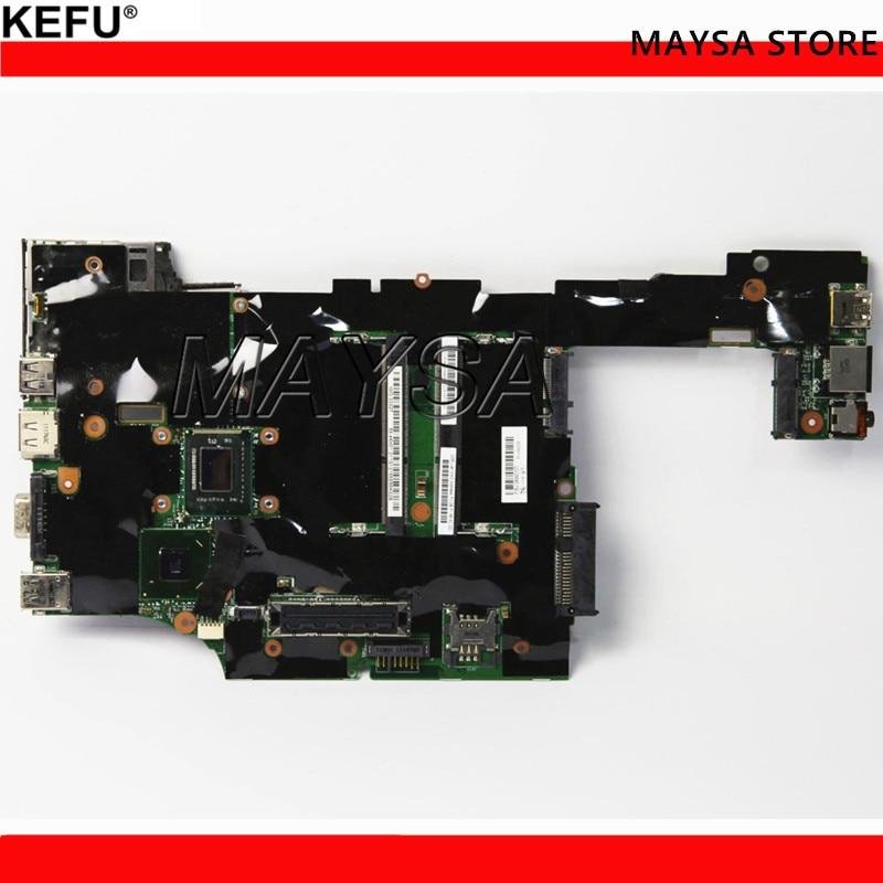 04w3380 04y1816 Für Lenovo X220 Tablet Motherboard Mainboard Mit I7-2640m Cpu & Fan Hd Graphics 3000 Arbeitet