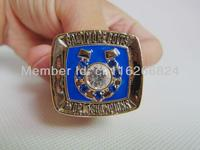 High Quality 1970 BALTIMORE COLTS Super Bowl Championship ring solid souvenir Men Christmas Gift Free Shipping