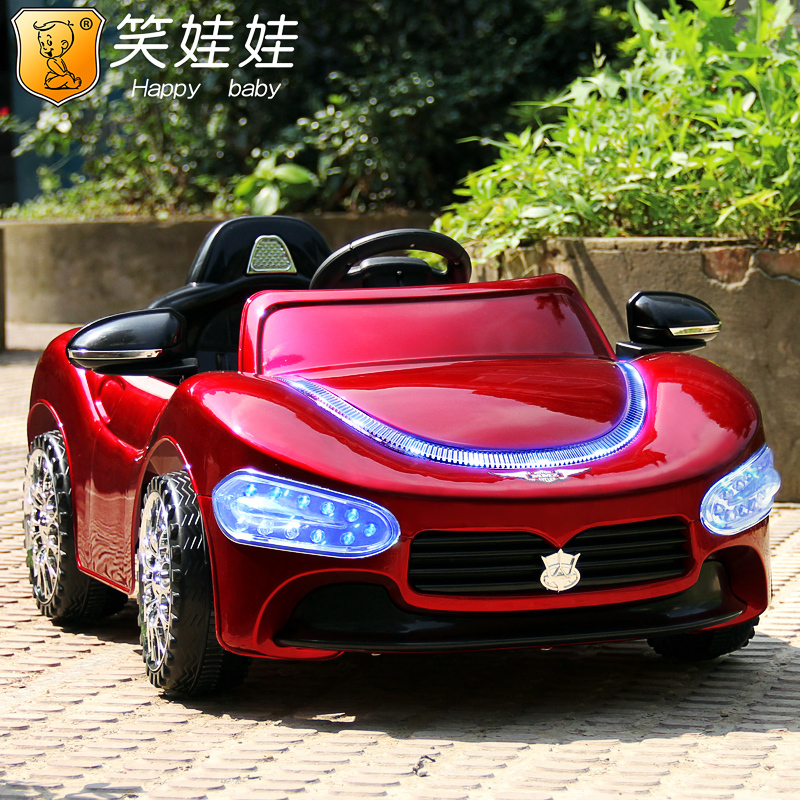 original maserati smart mini electric car for kids ride on with remote control rc battery baby toys birthday christmas gifts in ride on cars from toys