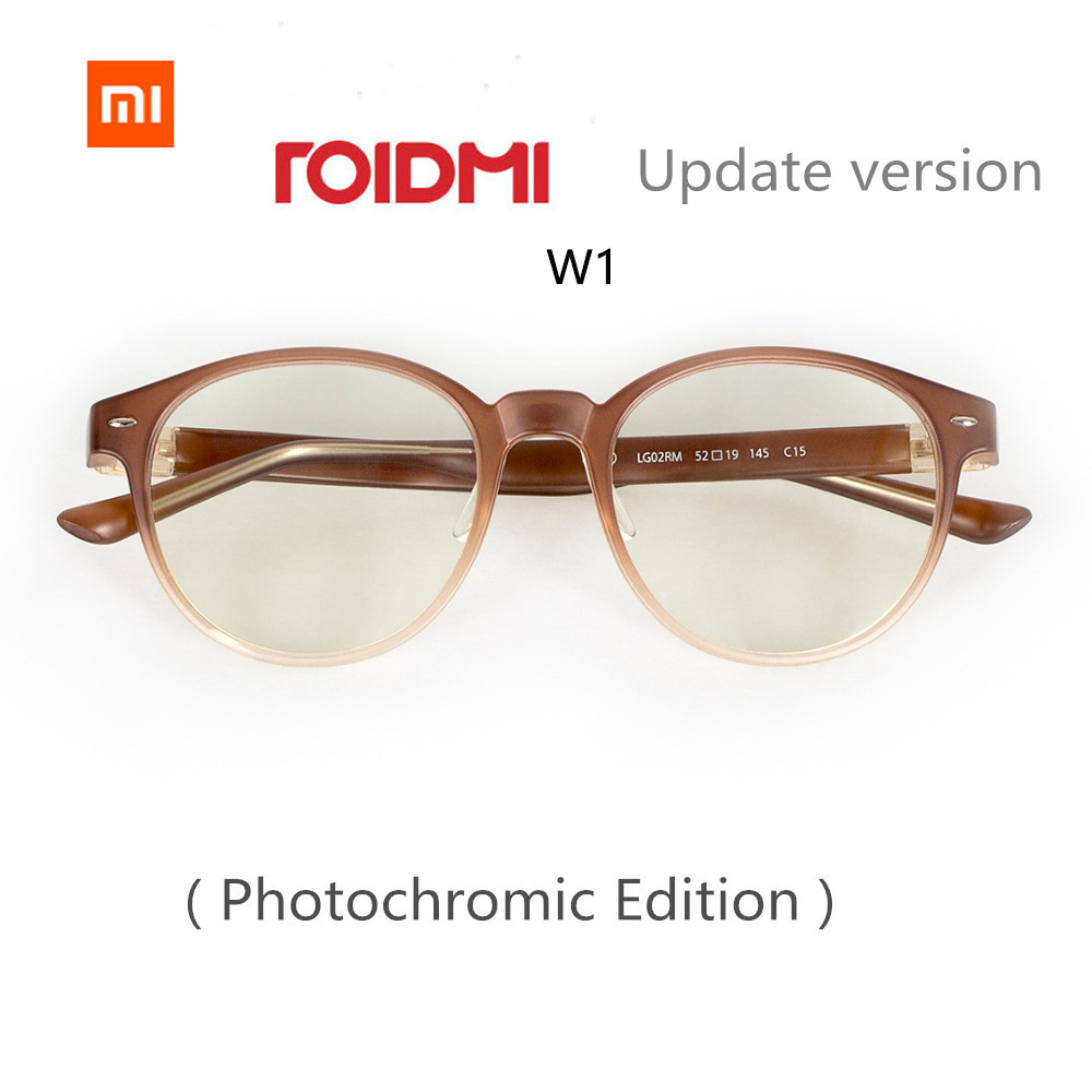 Xiaomi ROIDMI Qukan W1 Update Version B1 Anti Blue Ray Protect Glasses Detachable Anti-blue-rays Protective Glass For Man Woman