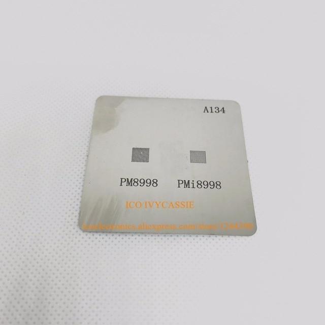 For Pm8998 Pmi8998 Bga Stencil Direct Heating Template A134