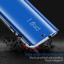 Samsung Mirror Flip Case