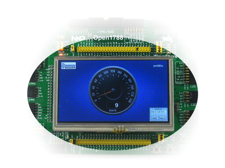 module 4.3inch 480x272 Touch LCD (B) 4.3 Resistive LCM TFT Touch Screen Module Multicolor Graphic Display Module