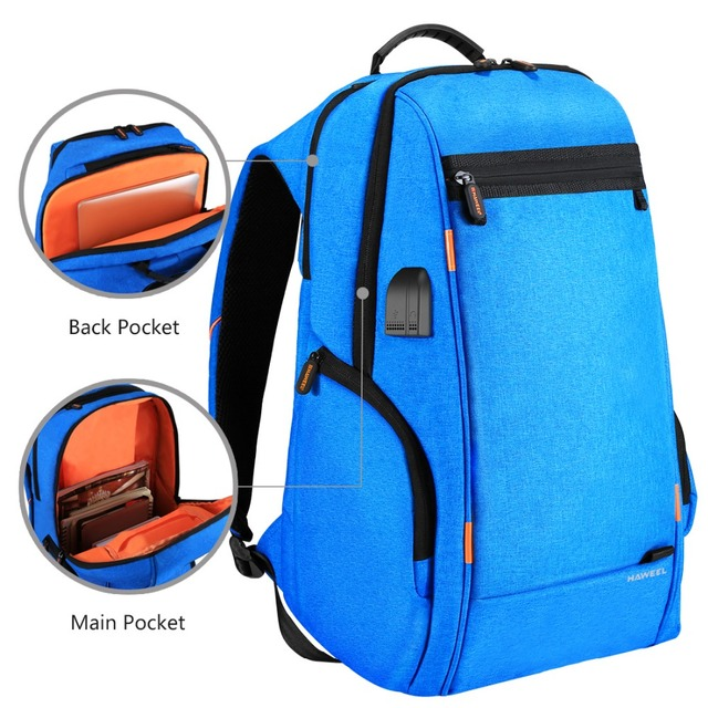 Multi-function Solar Panel Backpack 3