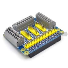 The latest raspberry Pie 3 generation of B Raspberry PI 2/3B GPIO multi function expansion board plug