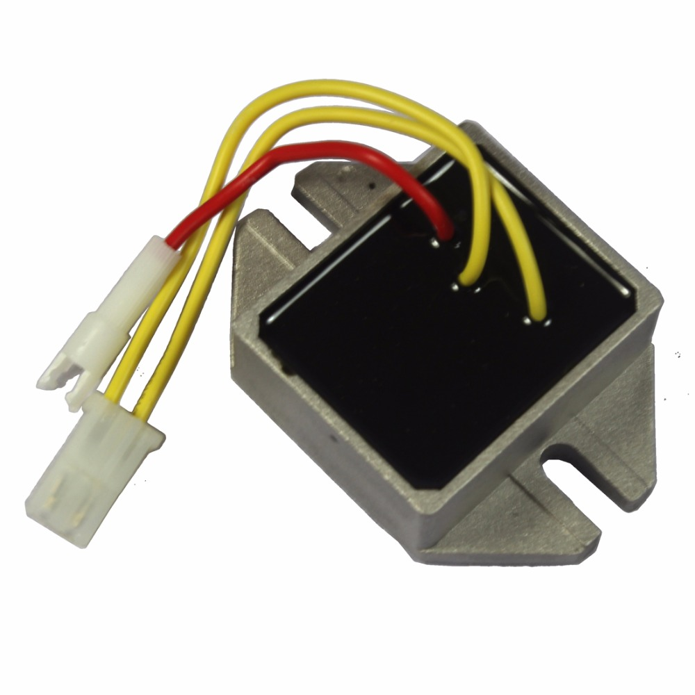 Free Shipping King Way Voltage Regulator For Briggs Stratton And Electrical Wiring Bs 393374 691185 797375 797182 In Regulators From Automobiles Motorcycles