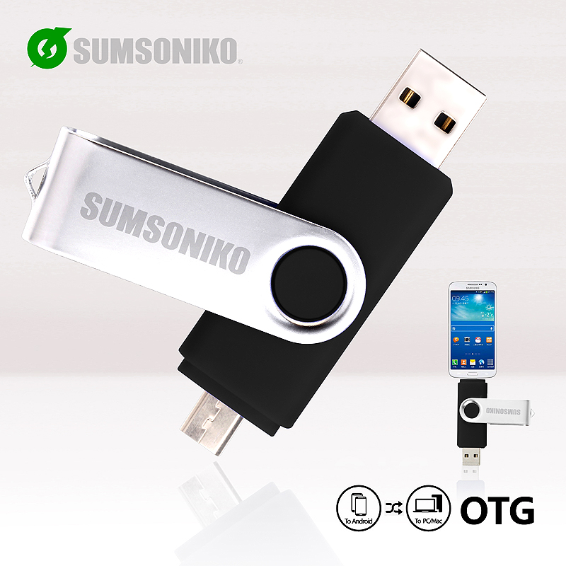 how to connect pendrive to android mobile