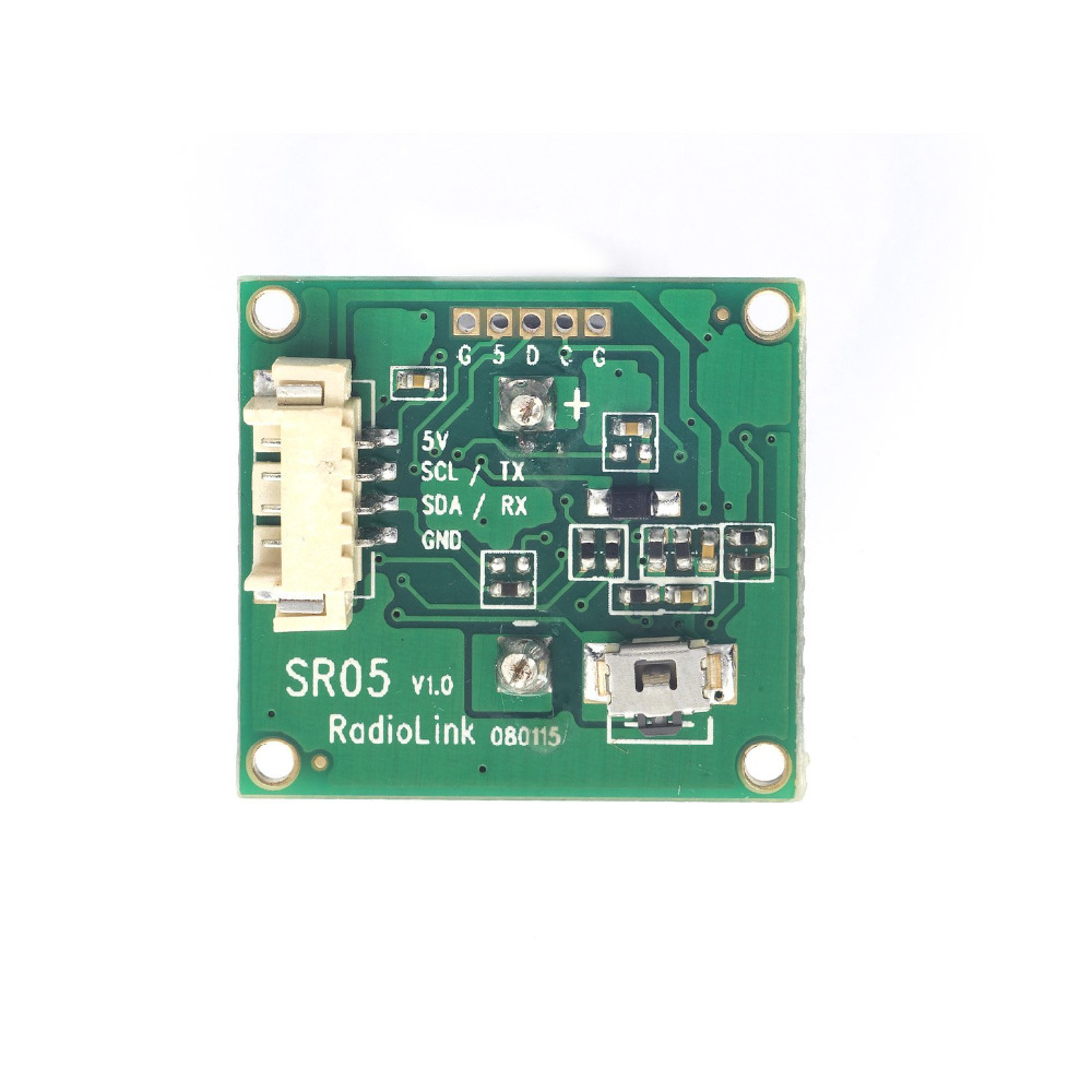 Radiolink SUI-04 Upgraded Version Ultrasonic Sensor Autonomous Obstacle  Avoidance for Racing Drone, Quadcopter and More