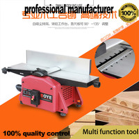 6 inch self dusting woodworking planer small planer home use multifunction tools at good price fast delivey