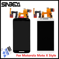 Sinbeda For Motorola Moto X Style XT1570 XT1572 XT1575 LCD Screen Display Touch Screen With Digitizer