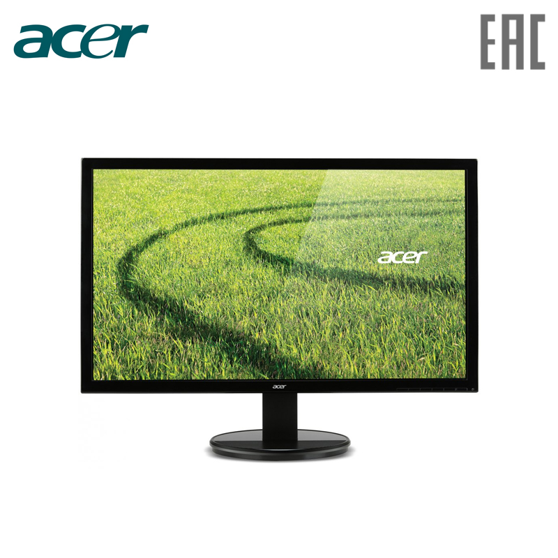 Monitor Acer 18.5 K192HQLB Black computer display original for acer iconia a1 811 new lcd display panel screen monitor repair replacement free shipping