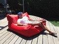 Красное садовое кресло  уличная плавающая Сумка-диван  водонепроницаемость и устойчивость к цвету