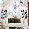 Custom 3D Mural Wallpaper children Room wall covering Wallpaper 3D Cartoon Lovely 3D kid Photo Wallpaper Home Decor 3
