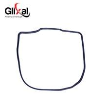 Glixal прокладка клапанной крышки уплотнительное кольцо для 4-х тактных GY6 49cc 50cc 80cc 139QMB 139QMA крышки головки блока цилиндров