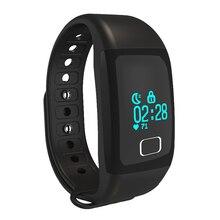 Смарт часы Bluetooth Смарт-Группы Фитнес-Трекер Smartband Активность Браслет Шагомер