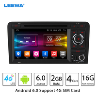 7 Inch Android 6 0 64bit DDR3 2G 16G 4G LTE Quad Core Car DVD GPS