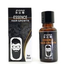 Men Beard Growth Oil Soften Hair Growth Nourishing Enhancer