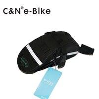 2017 C N Leili Polyester Fibre 9 Tube Controller Bag For 36v 22A Controller 500w 750w