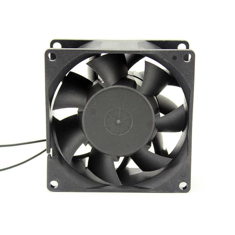 NANILUO NL8038HS ec fan motoru 80*80*38mm 80mm 110 V 115 V 220 V 230 V 50/60Hz 12 W 8038 kasa soğutma fanı