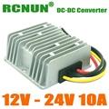 DC Boost Module Converter 12V to 24V DC-DC Converter 10A 240W Step Up Power Converters Regulators Waterproof