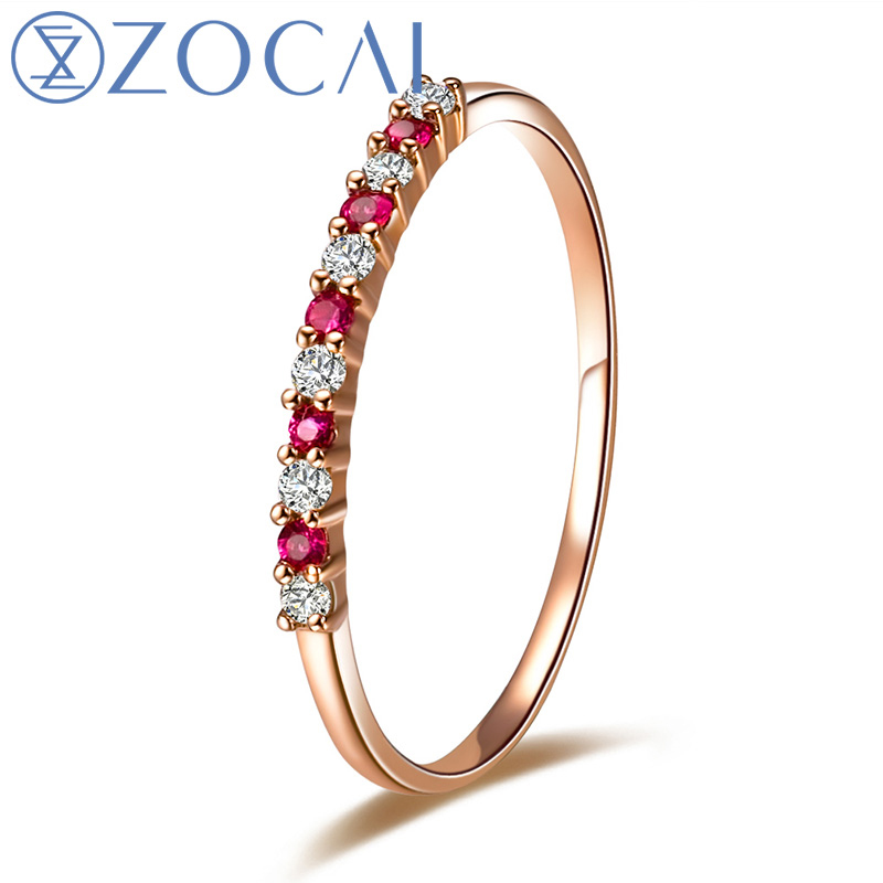 Zocai zodiac gem fire signs ct certified h si diamond for Lindenwold fine jewelers jewelry showroom price