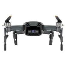 MASiKEN 4Pcs Extended Rubber Landing Gear Height Extender Leg Protector for DJI Mavic Air FPV Drone Accessories Kit Parts цена 2017