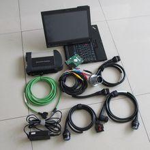 X201T Laptop ( i7 4GB ) + MB Star C4 SD Connect + WIN7 Diagnostics System Compact 4 Diagnosis Multiplexer 2017.09v MB Diagnose