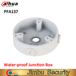 DAHUA PFA137 Water-proof Junction box IP Camera Bracket camera Mounts PFA137 CCTV accessory
