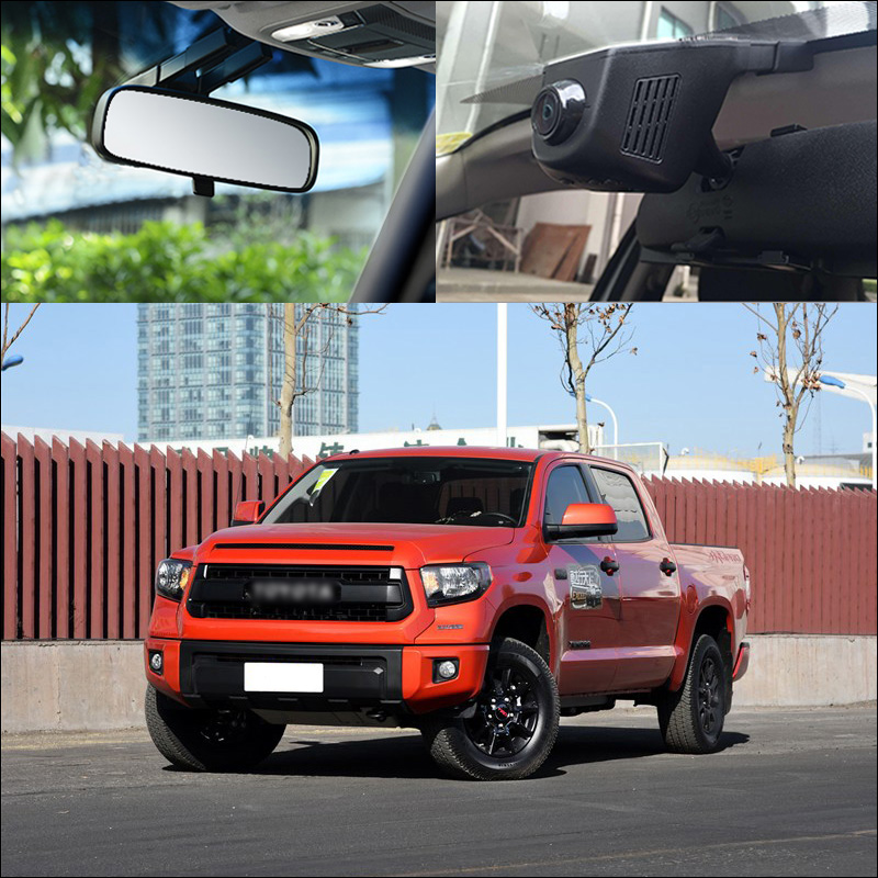 bigbigroad pour toyota tundra trd pro voiture wifi dvr. Black Bedroom Furniture Sets. Home Design Ideas