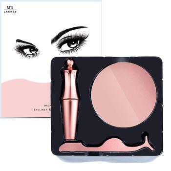 Magnetic Eyeliner Eyelashes Kit  2