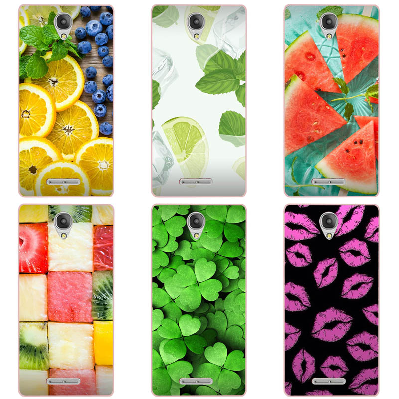 Cute Animal Printing Case for <font><b>Alcatel</b></font> One Touch Pop 4 Plus 5056 <font><b>5056D</b></font> Cell Phone Cover TPU Cartoon Design Funda Soft Phone image