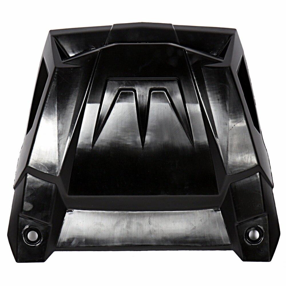 Черный мелкой Cut Turbo капоте воздухозаборника для 14 15 16 17 18 все Polaris RZR S XP XC 900 4 1000