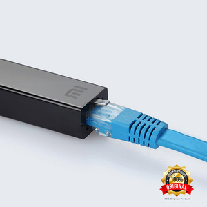 Image 4 - Original xiaomi USB zu RJ45 Externe Ethernet Karte lan Adapter 10/ 100Mbps für xiaomi TV BOX 3 Pro 3s Mac OS laptop PC Smart