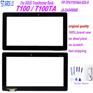 "Starde 10.1"" For ASUS Transformer Book T100 T100TA Touch Screen Digitizer Sensor Tablet PC Parts FP-TPAY10104A-02X-H JA-DA5490NB"