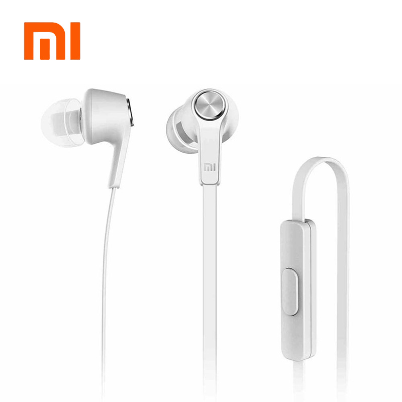 Newest Original Xiaomi Piston Colorful Youth Edition Earphones 3.5mm Hearphones Headset with Mic for Note 2 Mi4 3 Original Box