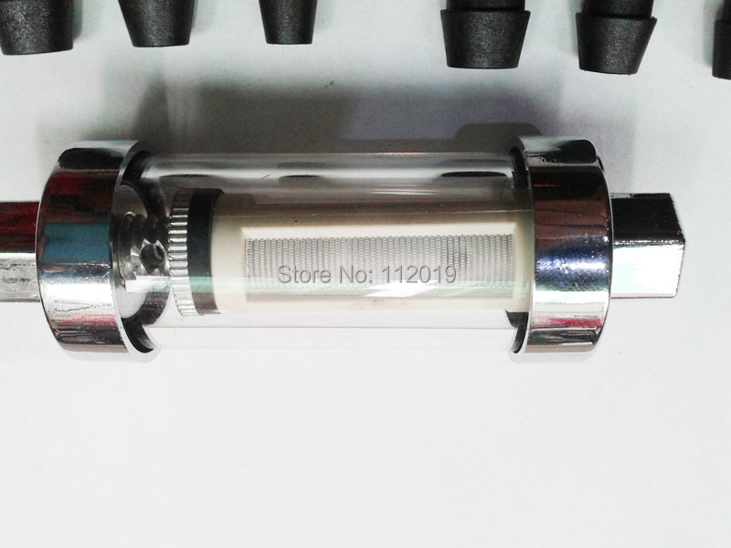 Универсальный прозрачный скутер мотоцикл топливные фильтры бензиновый фильтр для HONDA YAMAHA KAWASAKI все мотоцикл